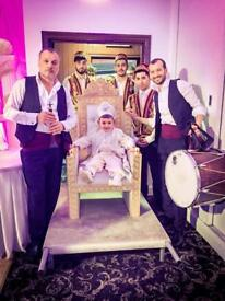 Davul Zurna Turkish Wedding Entertainment London UK