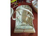 baby bouncer / bouncy chair for sale
