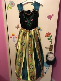 New Anna (Frozen) dress 9-10years old