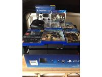 Sony ps4 boxed, 1tb, 7 games, 2 controllers, swap Xbox one must be boxed