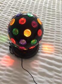 Disco ball light