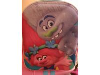 Troll 3d back pack brand new with tags £4 millbrook