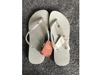 Havaianas flip-flops size 37-38 - new with tags