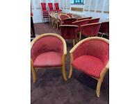 Restaurant Lounge Tub Chairs