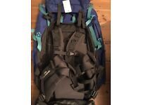 Kathmandu 70L backpack
