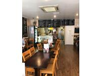 Full time waitress required for cafe in Catford SE6