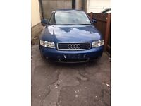 ***** Audi A4 1.9 TDI ***** Spares or Repairs starts and drives