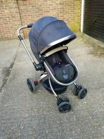 Mothercare Orb Pushchair and Pram 2 in 1