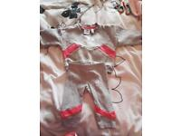 baby girls 3-6 months adidas tracksuit