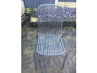 B&Q - Mosaic Garden Table & 8 Matching Chairs