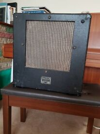 """Bell and Howell Filmosound utility 16"""" projector box"""