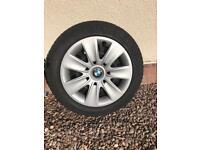 BMW Winter Tyres, wheels & trims