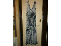 LADIES LONG LINED DRESS