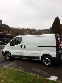 Vauxhall Vivaro 2.0 CDTi 2700 Panel Van (SWB, EU5) NO VAT