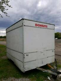 Catering Trailer for sale.