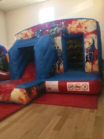 Bouncy castle mats, gym mats, yoga mats. Bouncy castles also available