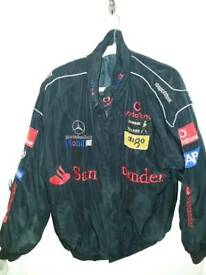 McLaren Mercedes Jackets