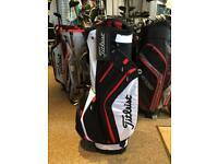 Brand New Titleist Lightweight Cart Bag, 2017