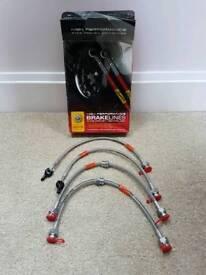 Mazda RX7 FD3 Goodridge brake hoses