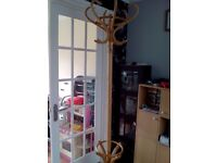 Pine coat stand for sale