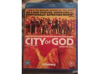 City Of God - Bluray Disc