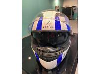 Motorcycle Helmet - Size XS