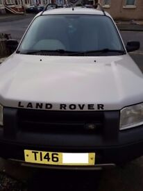 Land Rover Freelander 1.8 xi - £750 o.v.n.o. ...SWAP FOR ANOTHER LAND ROVER / DIESEL 4X4.
