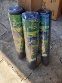 WEED CONTROL 3 NEW ROLLS
