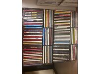 120 x Barcoded Music CD Albums Wholesale, Joblot, Bulk, Bundle, Compilations - COLLECTION ONLY