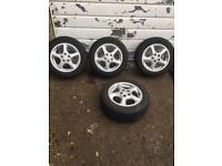 Toyota Celica wheels BARGIN (come of gen 6 Celica 1998 2.0gt) for sale