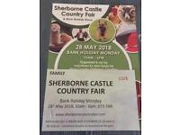 Family Pass Sherborne Castle County Fair
