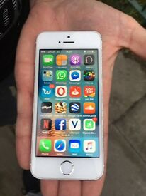 IPhone 5s 16gb fresh condition