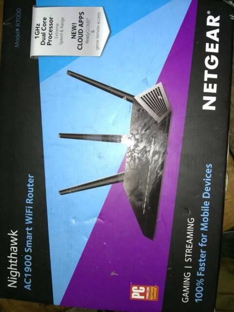 Netgear nighthawk smart wifi router | in Canterbury, Kent | Gumtree