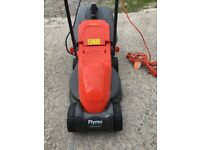 Flymo Chevron 32V Electric 32cm Cut Wheeled Lawn Mower