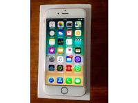 Unlocked IPhone 6S rose gold as new