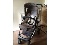 ICandy Cherry pram and Pushchair