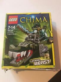 Lego Chima Crocodile Legend Beast 70126