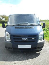 FORD TRANSIT 260 SWB 2.2 TDCI SPARES OR REPAIR MOT EXPIRED
