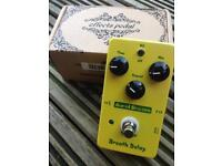 Analogue Delay pedal - like new