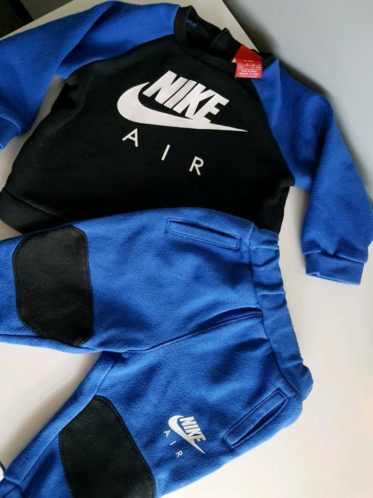 Baby Nike Air Max Tracksuit In Liverpool Merseyside