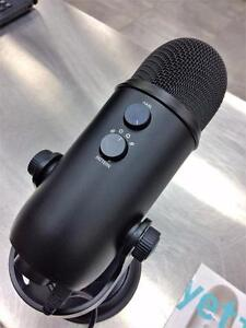 Micro Studio USB BLUE YETI  ***PARFAITE CONDITION***  #F020113