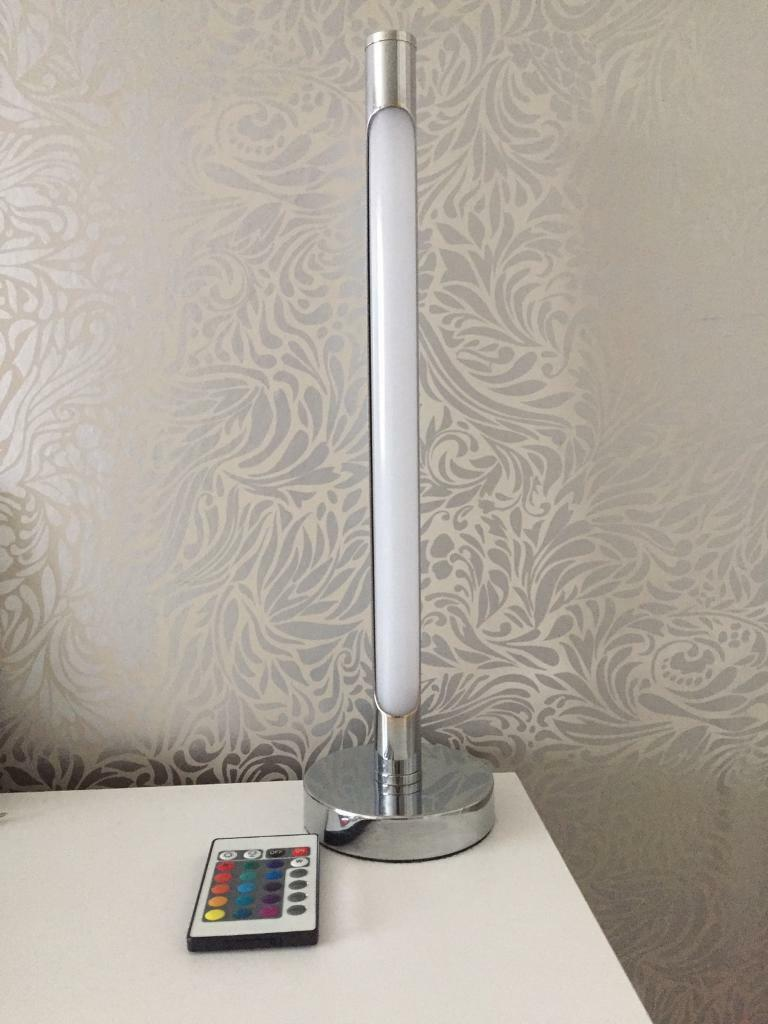 John lewis wand led colour changing table lamp in bradley stoke john lewis wand led colour changing table lamp geotapseo Image collections