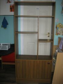 Shelving Unit/Cupboard