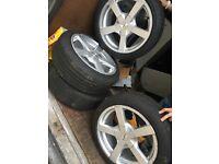 Fox alloy wheels exclusive