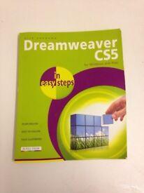 Dreamweaver CS5 book