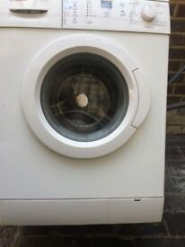 Bosch washing machine free delivery and installation