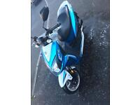 50cc SYM JET Moped/Scooter.