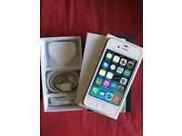 iPhone 4 02 / Giffgaff / Tesco Brand new Condition boxed