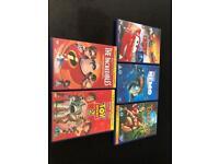X5 DVD's
