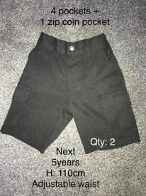School Clothing Age 4-6 years